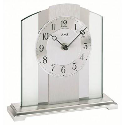 Glazen tafelklok AMS 1120