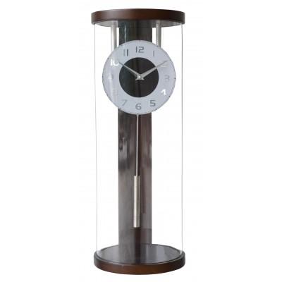 WQ Wandklok 'Glass Tube'