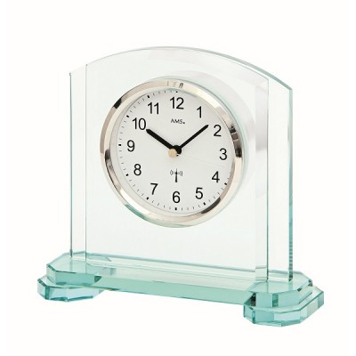 AMS 1 5148 Glazen tafelklok
