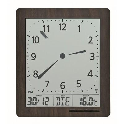 Digitale Nederlandse kalender klok 5893