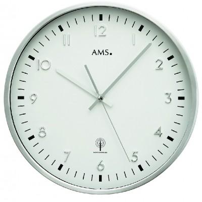 Wand klok AMS 5914 zendergestuurd