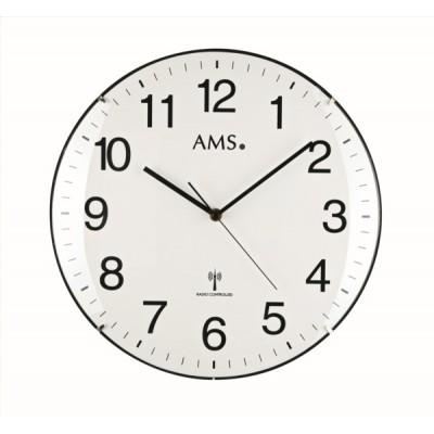 A2 Witte klok, radio control, AMS 5960