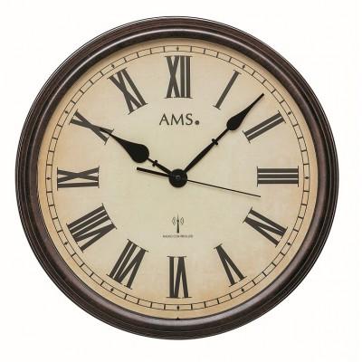 radio-controlled klok AMS  5977