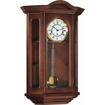 Klok + vitrine Hermle 70305-030341