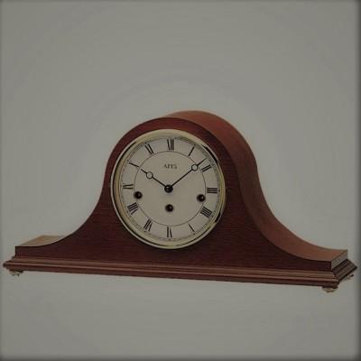Schoorsteen klok AMS 2193/8 Westminster