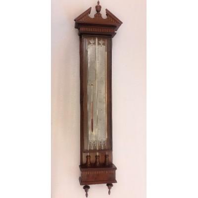 Antieke Hollandse barometer Solaro