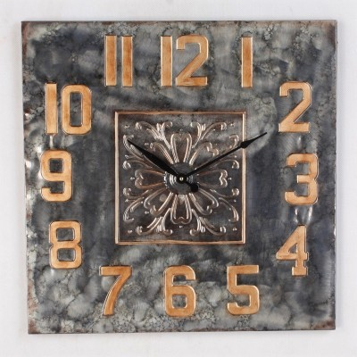 Metalen klok Casa Blanca 1026 mI