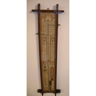 Fitzroy's barometer 2