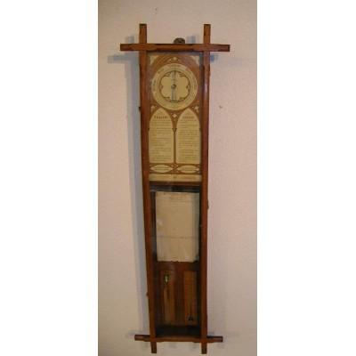 Fitzroy barometer SW