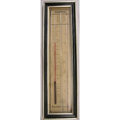 Franse barometer met controleur