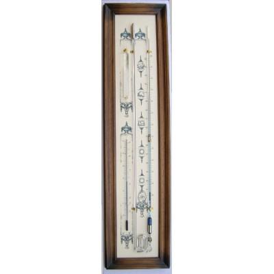 Eiken Huygens barometer