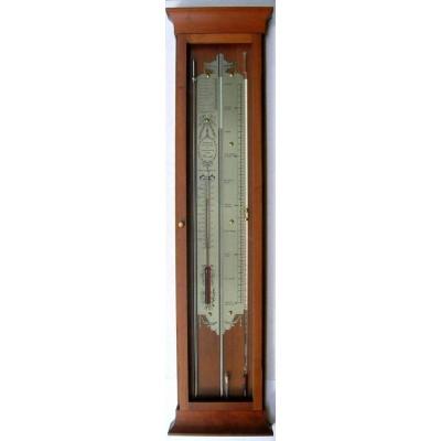 Hollandse bak barometer