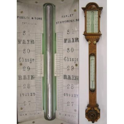 Stickbarometer Pidduck