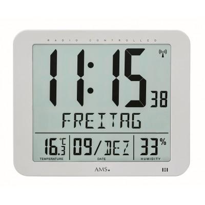 Digitale klok datum en dag Nederlands 5884