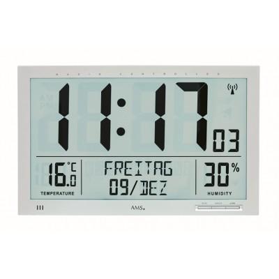 Digitale kalenderklok Nederlands AMS 5887