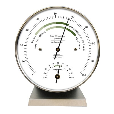 ZX Staande thermo- / hygrometer