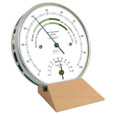 ZX Staande thermo- / hygrometer 122