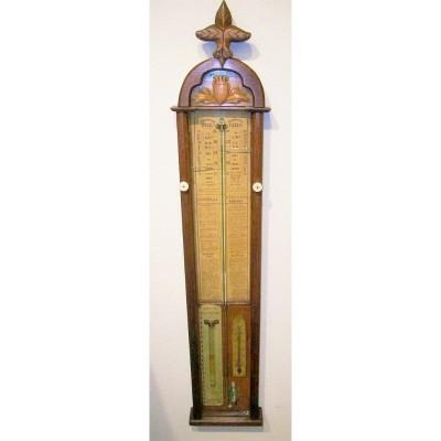 Engelse barometer Fitzroy