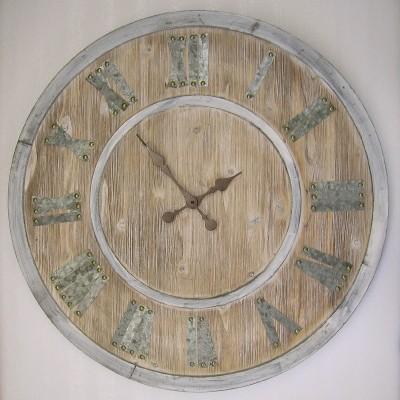 Grote steiger-houten klok CB302