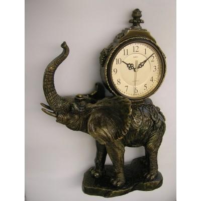 Tafel klok met olifant 'Pendule-Frivole'