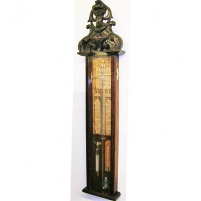 Fitzroy's antique barometers