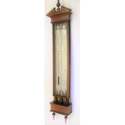 Antieke Hollandse barometer