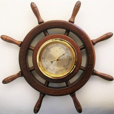Schippers barometer + stuurwiel