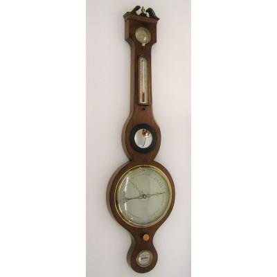 PT Banjo barometer Mackey