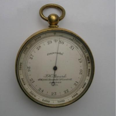 Zakbarometer 'Steward'