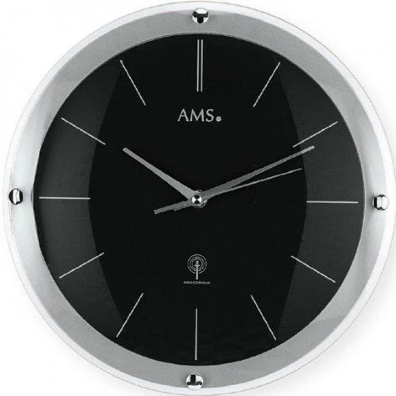 Ams Badkamer Klok 5923: AMS Radio Controlled Klok 5901