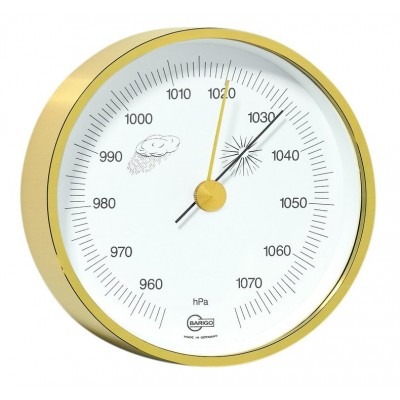 ZX Barigo 116 messing barometer