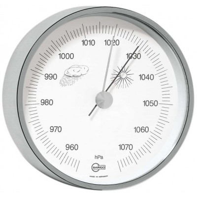 ZX Barigo 115.1 nikkel barometer