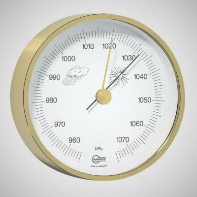 ZX Barigo 116 messing barometer