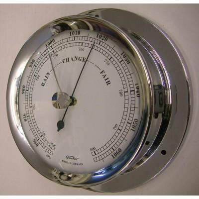 Fischer chroom scheepsbarometer