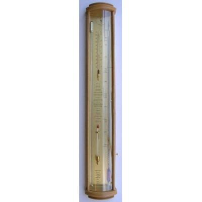 blankeiken bowfront barometer (meest uitgebreid)