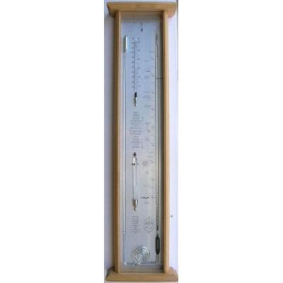 Fitzroy bakbarometer (meest uitgebreid) LQ