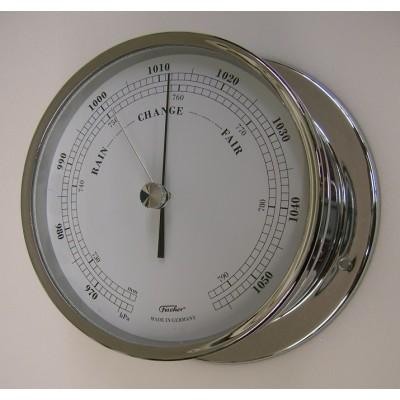 Fischer scheepsbarometer chroom SX