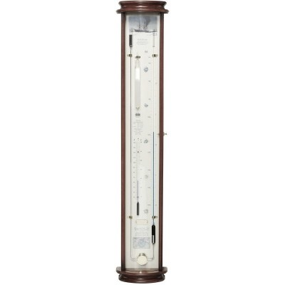 Bow front contrabarometer k035.506