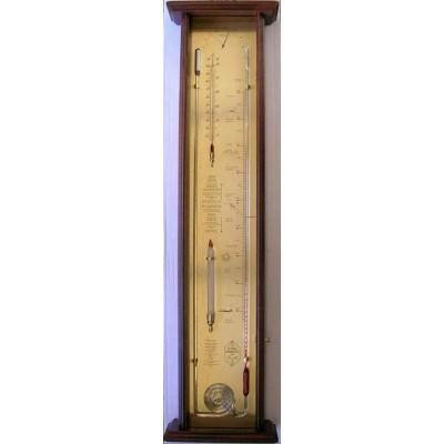 Robert Fitroy's bakbarometer (meest uitgebreid)