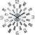 Spiegel wandklok AR1001 XL