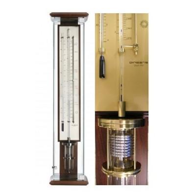 Innovacelli barometer mahonie/messing IN58MAH
