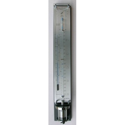 Innovacelli barometer IN712.581 zwart/chroom
