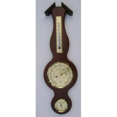 Banjo barometer mahonie QW