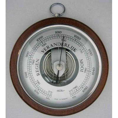 AA Barometer rond noten Fischer XQ