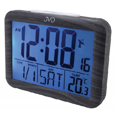Digitale kalenderklokje Nederlands + wekker