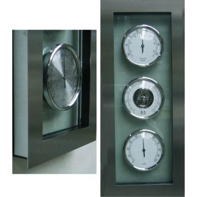 Weerstation RVS/glas bth086.640