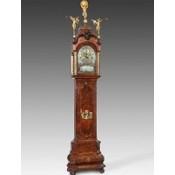 Antieke staande klokken